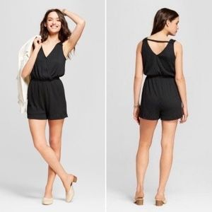 Universal Thread Braided Romper